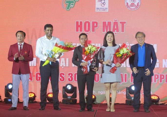 Họp mặt đoàn Thể thao Việt Nam phía Nam tham dự SEA Games 30 - Ảnh 10.