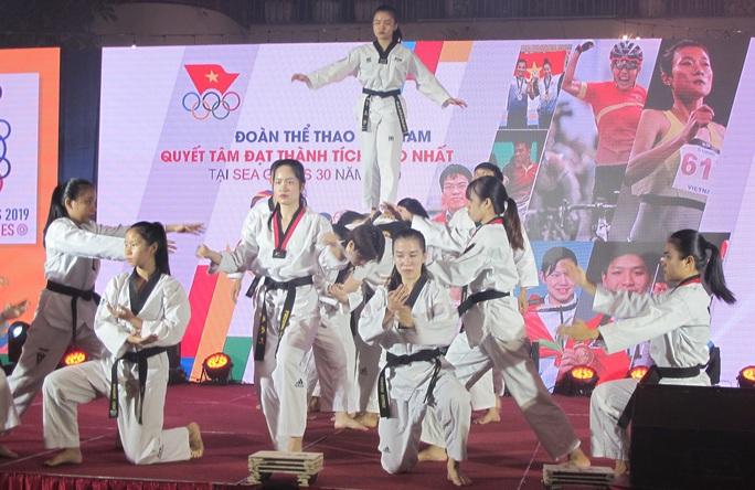 Họp mặt đoàn Thể thao Việt Nam phía Nam tham dự SEA Games 30 - Ảnh 3.