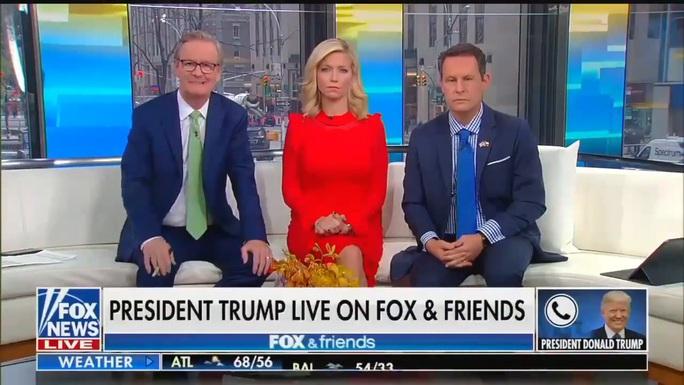 Ông Trump: Không có tôi, Hồng Kông bị xóa sổ trong 14 phút - Ảnh 1.