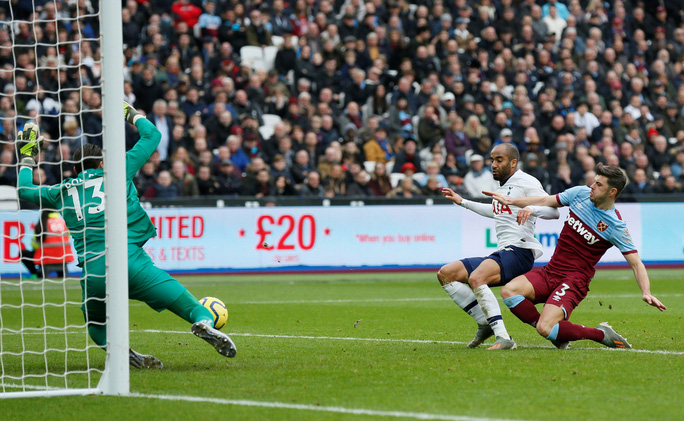 Thắng derby London, Tottenham khởi đầu ngọt ngào với Mourinho - Ảnh 4.