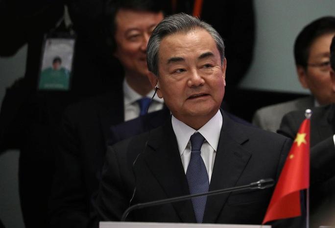 Trung Quốc gay gắt chỉ trích Mỹ tại G20 - Ảnh 1.