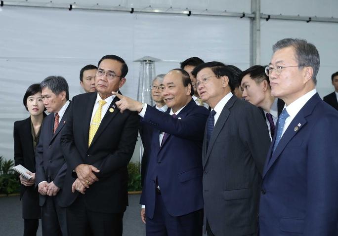 Quan hệ Việt Nam - Hàn Quốc phát triển tốt - Ảnh 1.