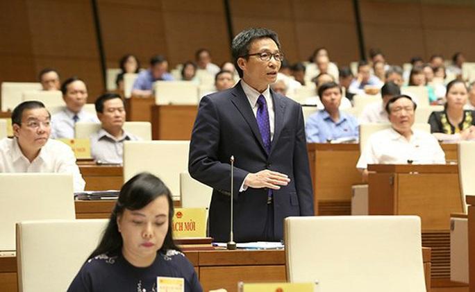 Thủ tướng sẽ giao quyền Bộ trưởng Y tế sau khi bà Nguyễn Thị Kim Tiến rời ghế nóng - Ảnh 1.