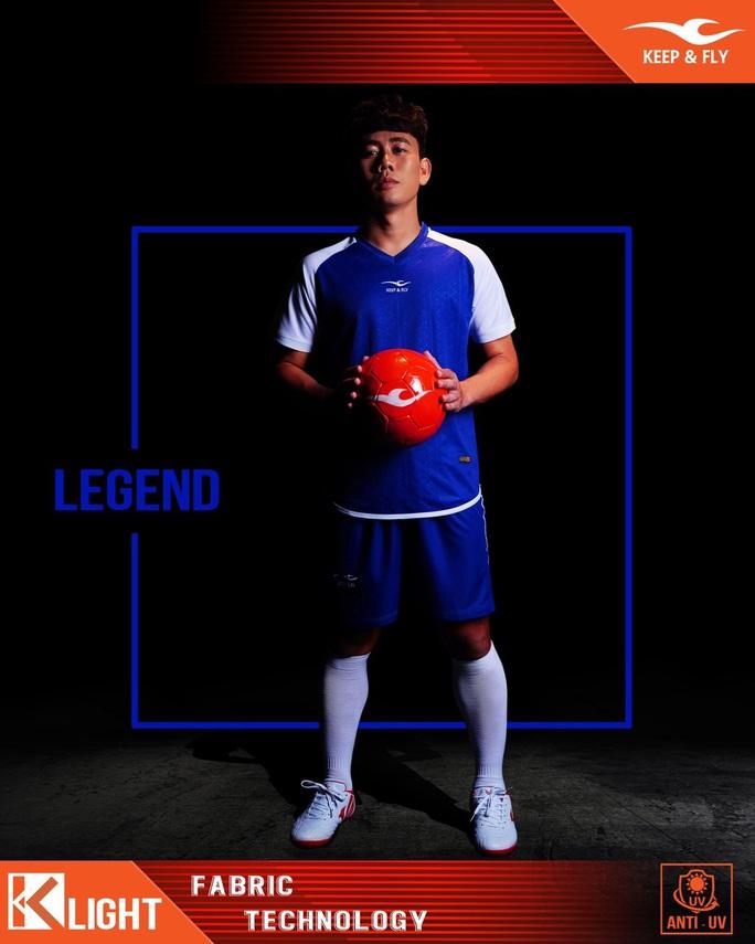 Chuyện ông bầu Futsal mời Phan Văn Đức, Minh Vương làm người mẫu thể thao - Ảnh 3.
