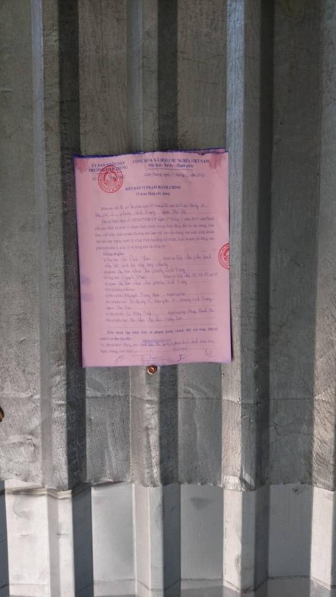 Đề nghị công an vào cuộc vụ đất trường đại học bị xẻ thịt, xây dựng trái phép - Ảnh 4.