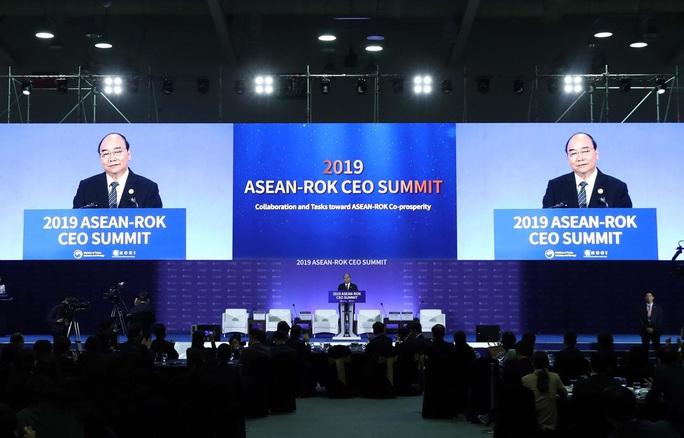 ASEAN - Hàn Quốc: Cùng hợp tác, cùng thành công - Ảnh 1.