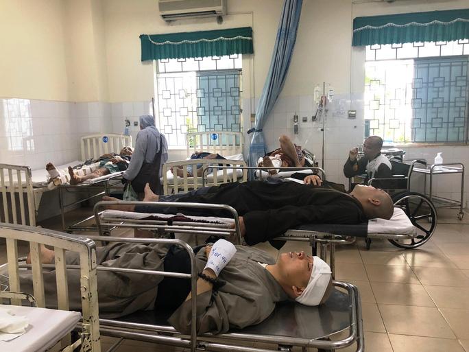 Vụ tai nạn thảm khốc 3 người chết ở Quảng Ngãi: Phụ xe container dương tính ma túy - Ảnh 1.