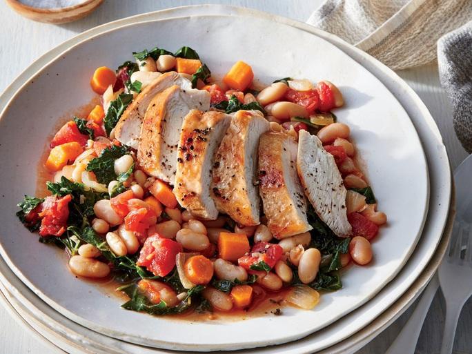 Ăn 3 tách đậu mỗi tuần, đẩy lùi cao huyết áp và cholesterol xấu - Ảnh 1.