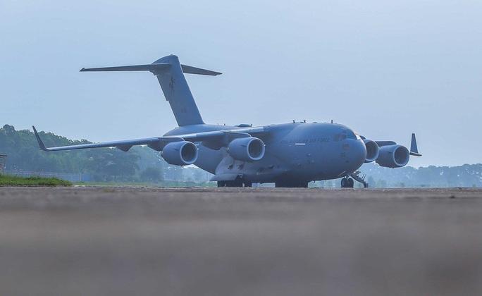 Cận cảnh ngựa thồ C-17 đưa bệnh viện dã chiến sang Nam Sudan làm nhiệm vụ gìn giữ hòa bình - Ảnh 17.