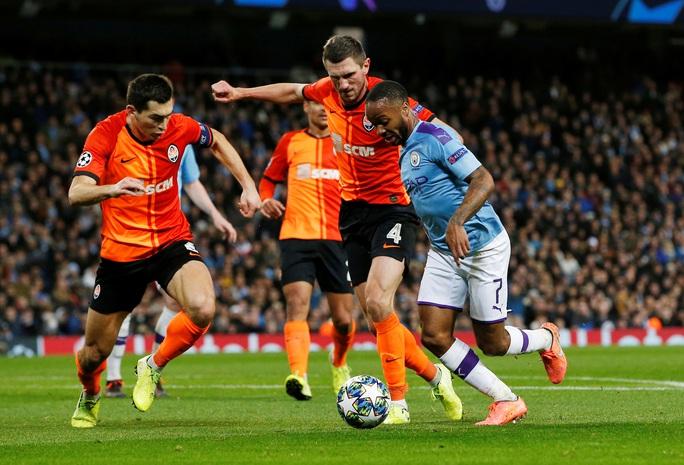 Man City lập chuỗi bất bại vòng bảng Champions League khi cầm hòa Shakhtar Donetsk - Ảnh 2.