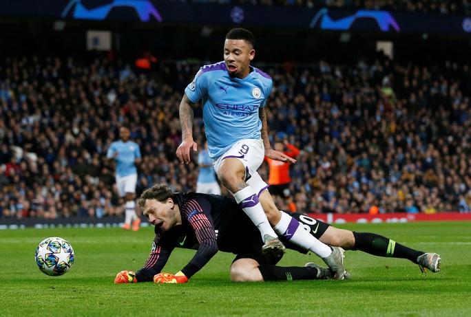 Man City lập chuỗi bất bại vòng bảng Champions League khi cầm hòa Shakhtar Donetsk - Ảnh 1.