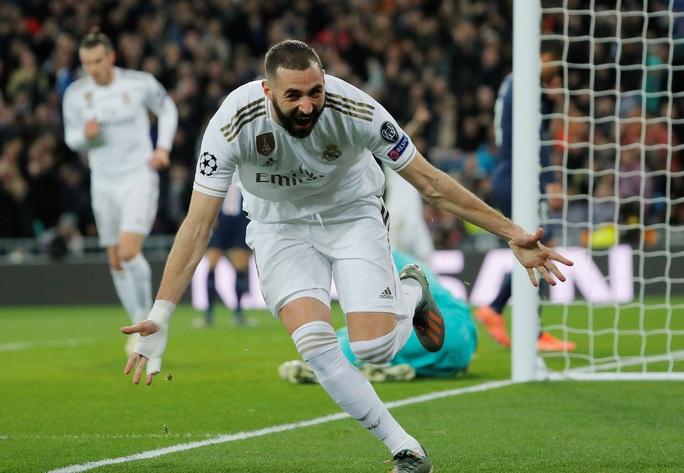 Mbappe lập công, Real Madrid bị chia điểm cay đắng trên sân nhà - Ảnh 2.