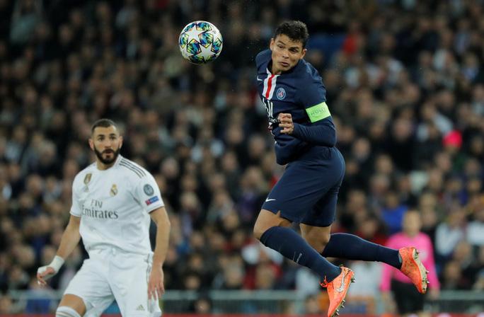 Mbappe lập công, Real Madrid bị chia điểm cay đắng trên sân nhà - Ảnh 1.