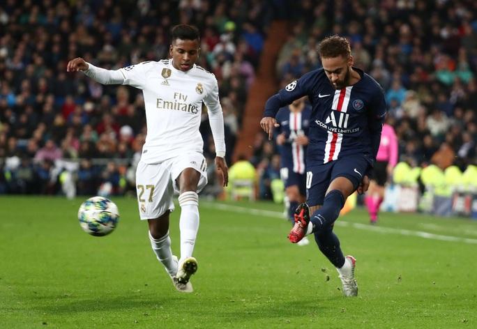 Mbappe lập công, Real Madrid bị chia điểm cay đắng trên sân nhà - Ảnh 5.