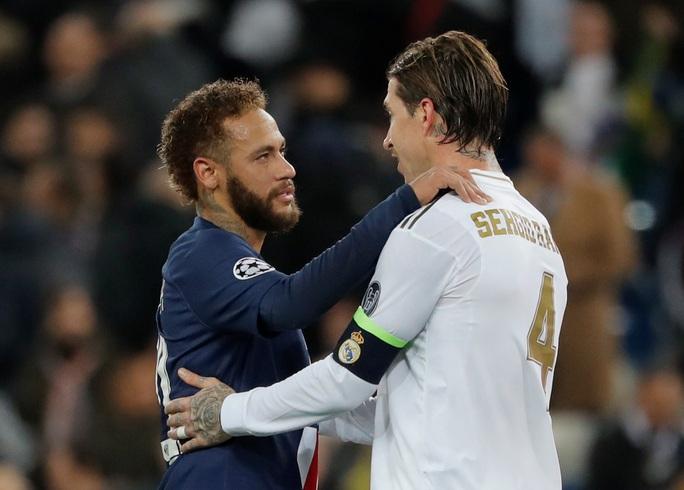 Mbappe lập công, Real Madrid bị chia điểm cay đắng trên sân nhà - Ảnh 4.