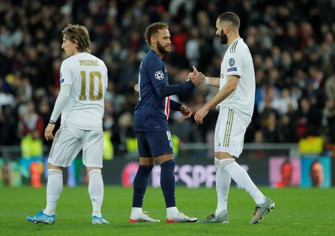 Mbappe lập công, Real Madrid bị chia điểm cay đắng trên sân nhà - Ảnh 6.