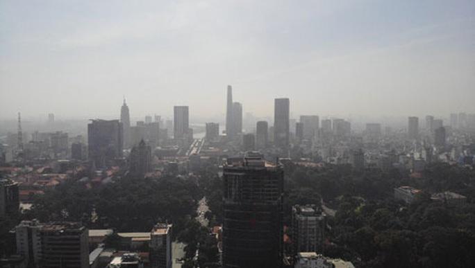 Đề xuất ban hành chính sách về ô nhiễm không khí - Ảnh 1.