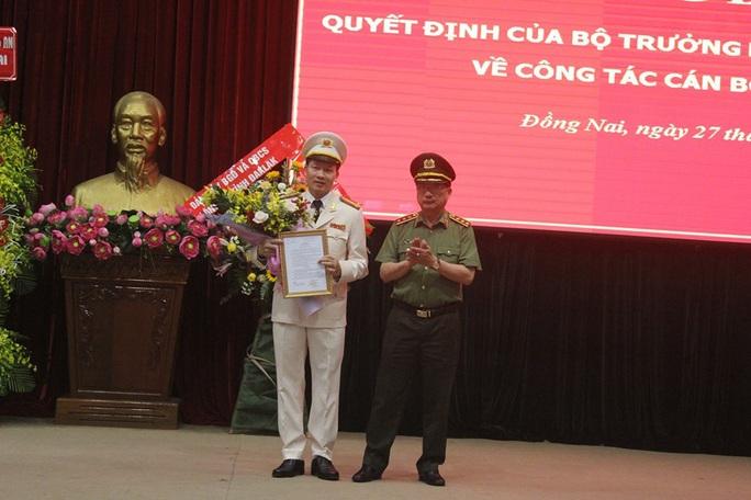 Đại tá Vũ Hồng Văn làm Giám đốc Công an tỉnh Đồng Nai - Ảnh 2.