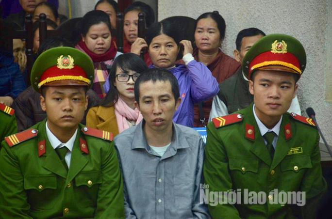 Mẹ nữ sinh giao gà khóc trong phiên tòa bị xử cùng nhóm đối tượng sát hại con mình - Ảnh 13.