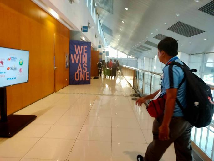 Trung tâm báo chí SEA Games 30 tại Manila hối hả chạy đua cùng thời gian - Ảnh 13.
