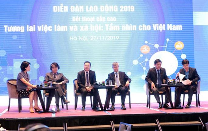 Tương lai việc làm là lựa chọn của Việt Nam - Ảnh 1.