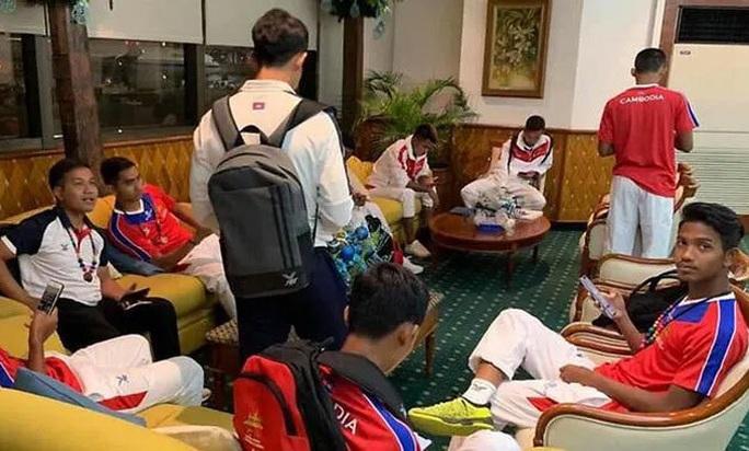 Tổng thống Duterte nổi giận vì công tác tổ chức SEA Games - Ảnh 1.