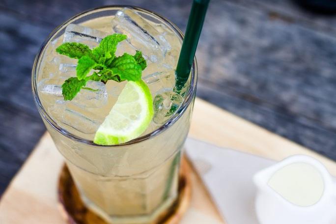 Bất ngờ công thức nước giải rượu siêu nhất từ trái cây - Ảnh 1.