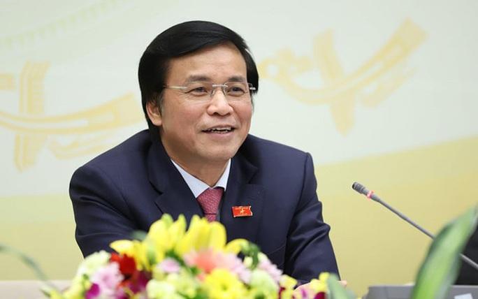 Tổng Thư ký Quốc hội nói về nhân sự Bộ trưởng Y tế sau khi miễn nhiệm bà Nguyễn Thị Kim Tiến - Ảnh 1.