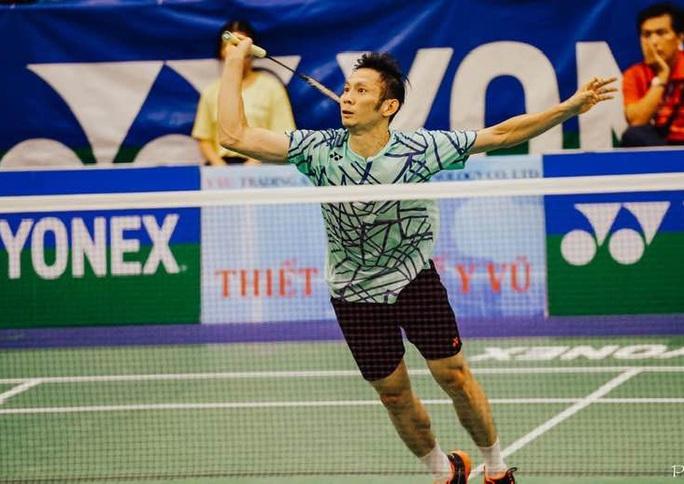 Cầu lông Việt Nam trở tay không kịp khi Tiến Minh lỡ hẹn với SEA Games - Ảnh 1.