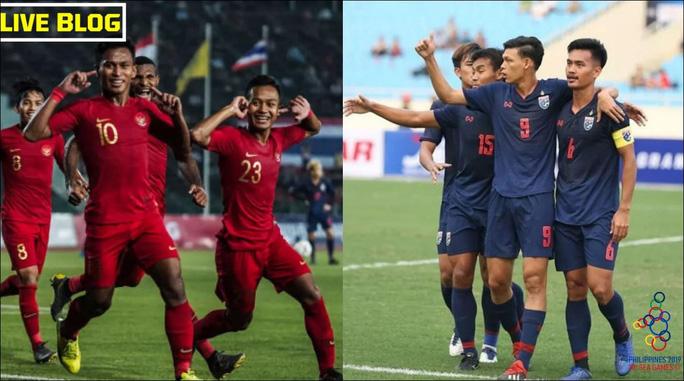 Thắng Thái Lan, Indonesia tự tin trước Việt Nam - Ảnh 1.