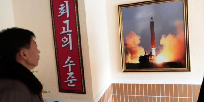 """Nhật Bản tố Triều Tiên lại """"phóng tên lửa"""" - Ảnh 1."""