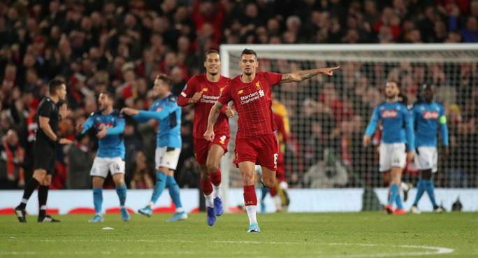 Liverpool bị cầm hòa, chưa đủ điểm vào vòng 2 Champions League - Ảnh 5.