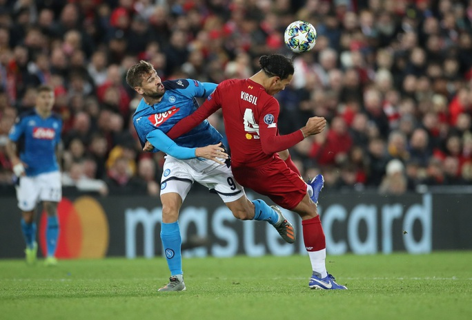 Liverpool bị cầm hòa, chưa đủ điểm vào vòng 2 Champions League - Ảnh 3.