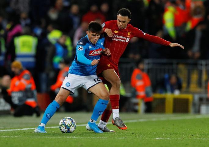 Liverpool bị cầm hòa, chưa đủ điểm vào vòng 2 Champions League - Ảnh 4.
