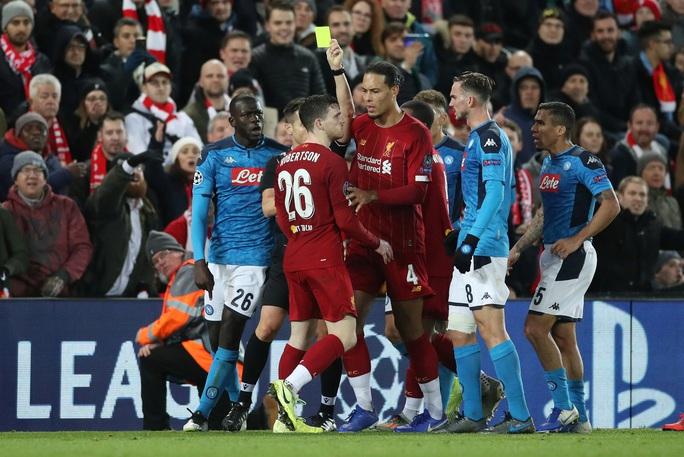 Liverpool bị cầm hòa, chưa đủ điểm vào vòng 2 Champions League - Ảnh 2.