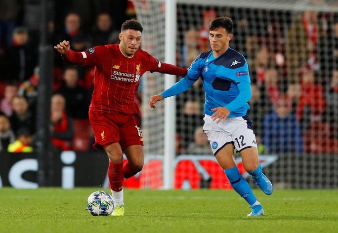 Liverpool bị cầm hòa, chưa đủ điểm vào vòng 2 Champions League - Ảnh 1.