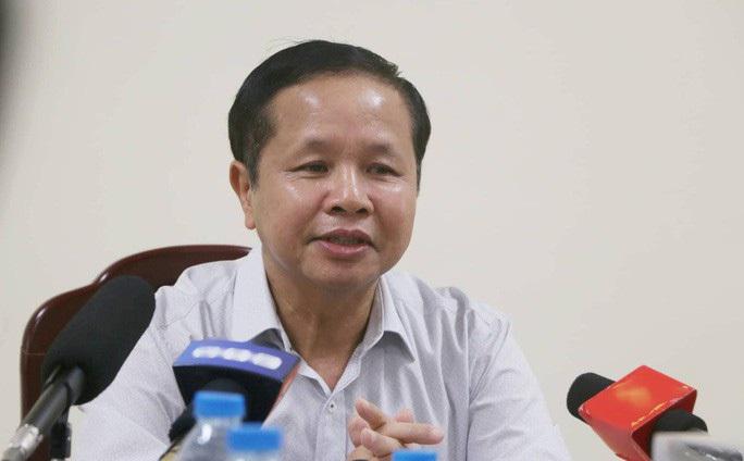 Giám đốc Sở GD-ĐT tỉnh Hòa Bình Bùi Trọng Đắc bị cách chức - Ảnh 1.