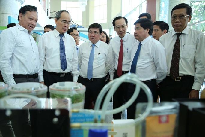 TP HCM xây dựng nông nghiệp đô thị - Ảnh 1.
