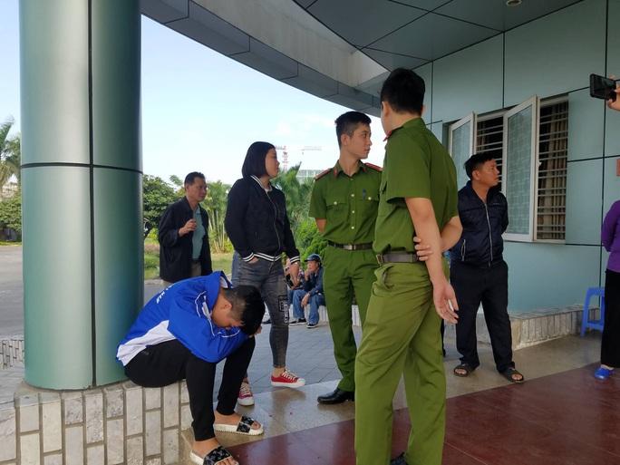 Nam sinh viên nhập viện sau khi bị tạm giữ tại công an phường - Ảnh 3.