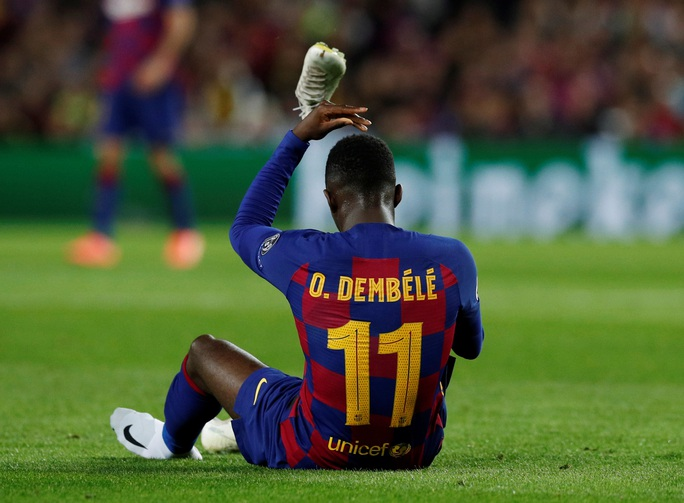 Messi thăng hoa trận 700, Barcelona vượt vòng bảng Champions League - Ảnh 3.