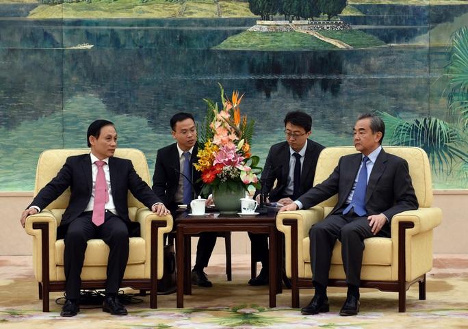 Thứ trưởng Ngoại giao Việt Nam - Trung Quốc trao đổi về biên giới lãnh thổ - Ảnh 2.