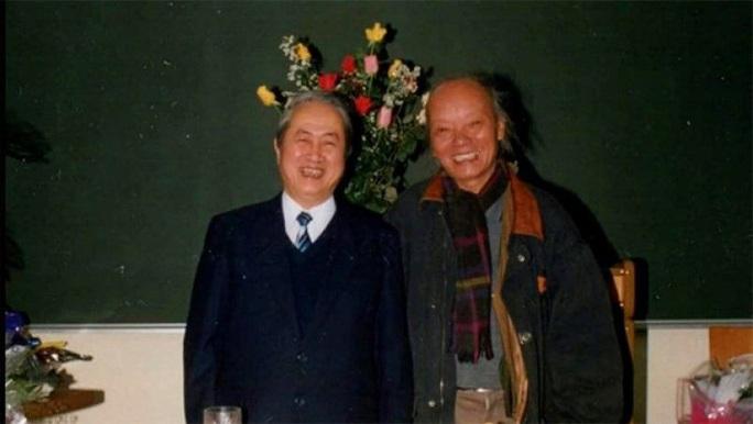 Giáo sư Hà Văn Tấn qua đời ở tuổi 82 - Ảnh 1.
