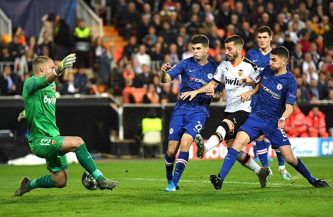 Thủ môn Kepa hóa người hùng, Chelsea hòa nghẹt thở ở Tây Ban Nha - Ảnh 5.