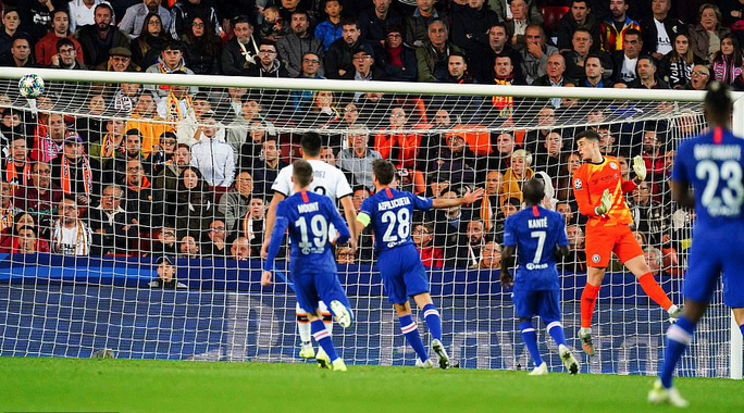 Thủ môn Kepa hóa người hùng, Chelsea hòa nghẹt thở ở Tây Ban Nha - Ảnh 8.