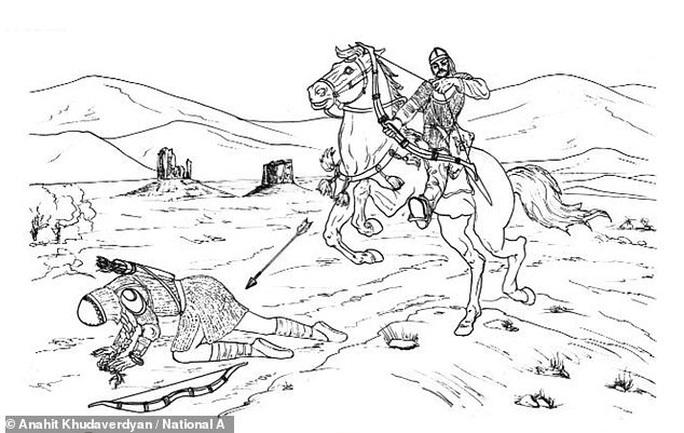 Bí ẩn mộ cổ công chúa chiến binh 2.500 tuổi: nữ quốc Amazon có thật? - Ảnh 3.