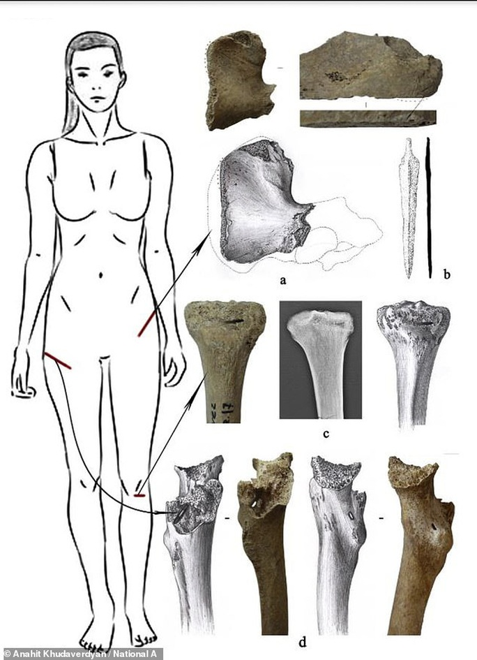 Bí ẩn mộ cổ công chúa chiến binh 2.500 tuổi: nữ quốc Amazon có thật? - Ảnh 2.