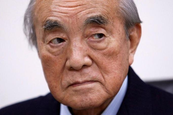 Cựu Thủ tướng Nhật qua đời ở tuổi 101 - Ảnh 1.