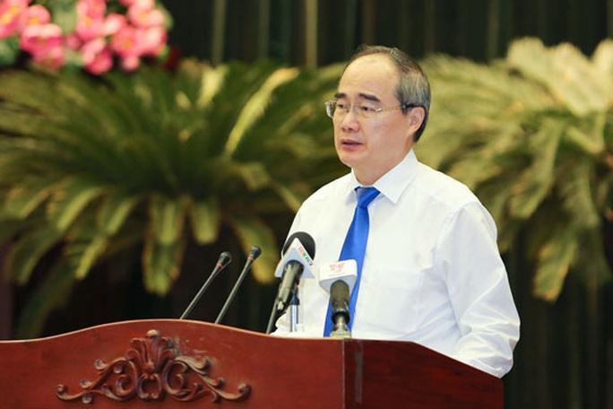 Hội nghị Ban Chấp hành Đảng bộ TP HCM lần thứ 34 khóa X: Đổi mới quản lý, bắt kịp nhu cầu xã hội - Ảnh 1.
