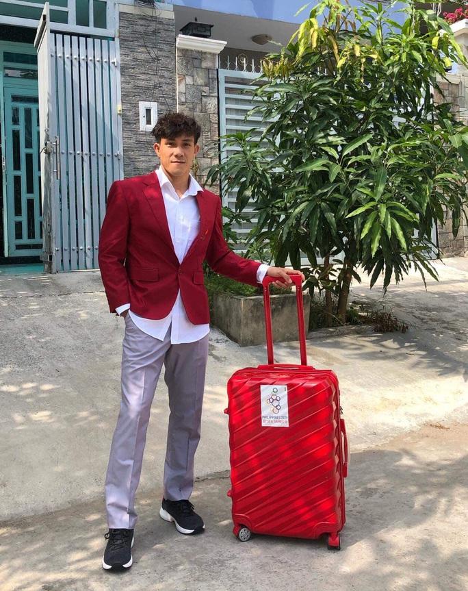 Nguyễn Trần Duy Nhất lên đường dự SEA Games 30 - Ảnh 2.