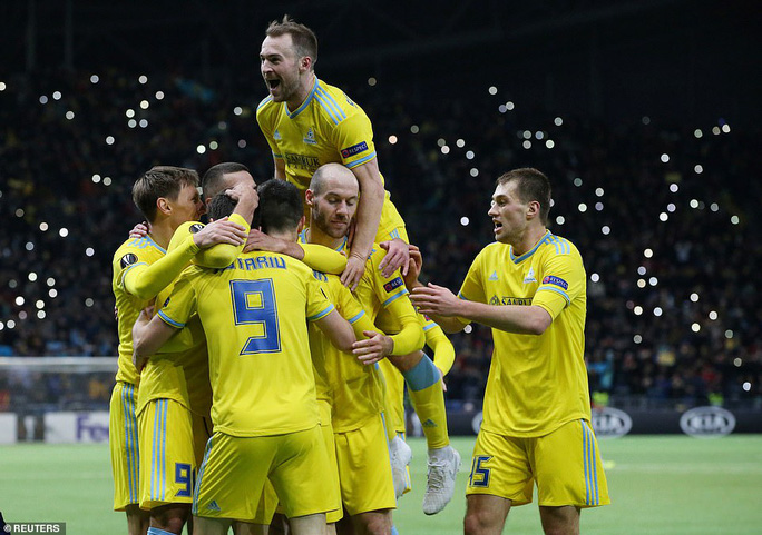 Lingard trở lại, Man United đại bại ở Europa League - Ảnh 6.